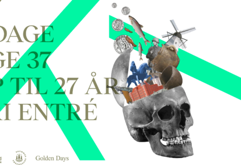 Kulturugen K7 - gratis adgang for unge på Glud Museum